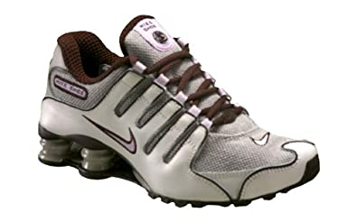 Amazon.com: Womens Nike Shox NZ Running Shoes: Nike: Shoes