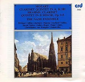 Mozart: Clarinet Concerto, Clarinet Quintet