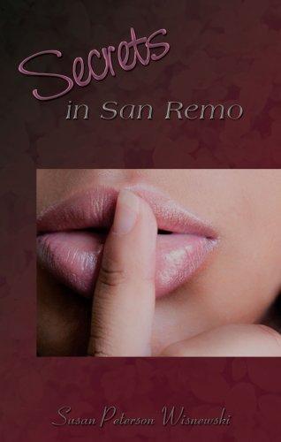 Book: Secrets in San Remo by Susan Peterson Wisnewski