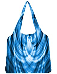Snoogg Cosmic Energy 2427 Womens Jhola Shape Tote Bag