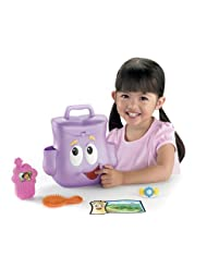Fisher Price V2128 Fisher-Price Dora The Explorer Talking Day Adventure Backpack