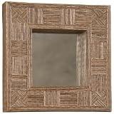 Mosaic Cocostick Square Mirror
