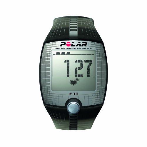 POLAR(ポラール) ハートレートモニター FT1 TRA/BLK 90037558