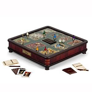 Click to buy CLUE Luxury Edition Wooden Board Game from Amazon!
