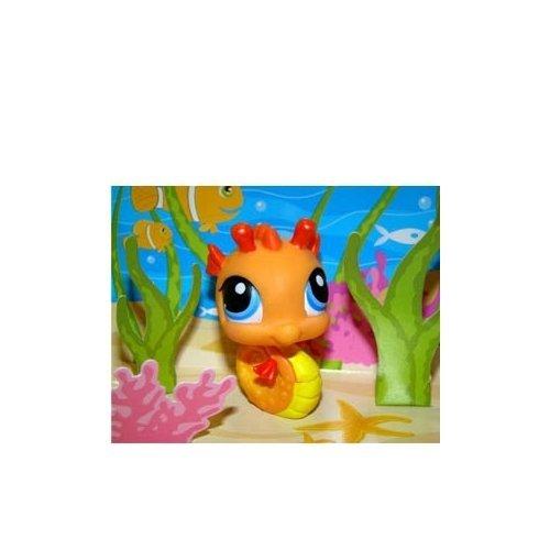Littlest Pet Shop Seahorse In Aquarium #315 Action Figure