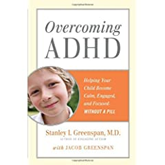 Learn more about the book, Overcoming ADHD: Helping Your Child Become Calm, Engaged and Focused Without a Pill