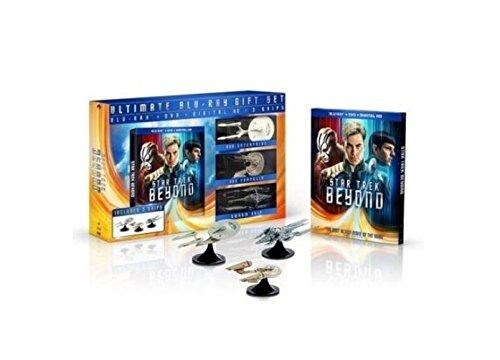 Star Trek Beyond Ultimate Blu Ray Giftset (Blu-ray + DVD + Digital HD + 3 Mini Star Trek Ships)