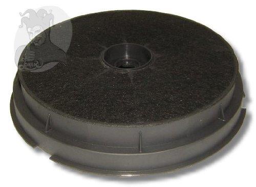 DREHFLEX® Filtre de hotte à charbon univesel diamètre 180/190mm (AEG / Electrolux / Beko / Arcelik / EBD / Indesit etc)