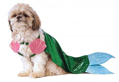 Rubie's Mermaid Dog Costume, Large