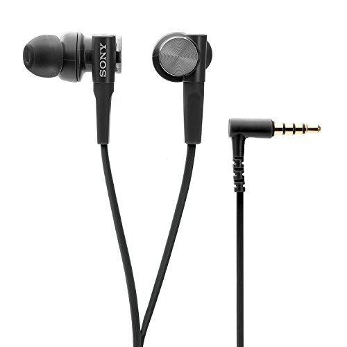 Sony MDR-XB70AP In-Ear Extra Bass(XB) Headphones with Mic (Black)