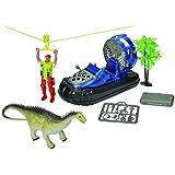 Wild Republic E-Team X Dino Zipline Adventure Playset