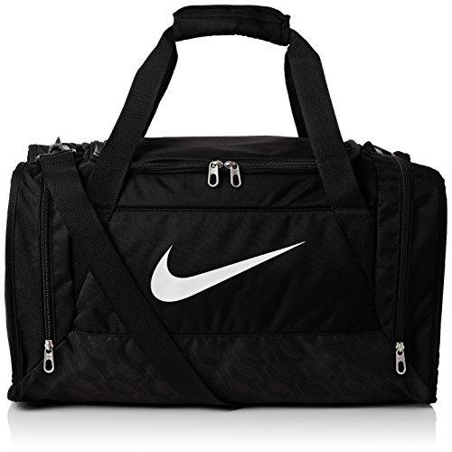 Nike Brasilia Sac de sport Noir/Blanc