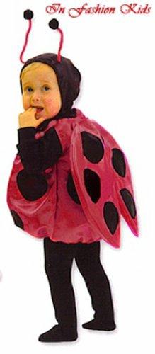 Ladybug Costume - Deluxe Satin