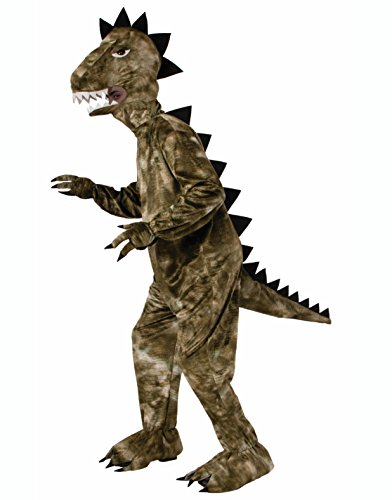Men's Dinosaur Mascot Costume