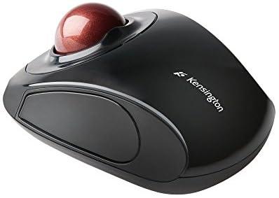 ケンジントン 【正規品・技適マーク取得済み】 ワイヤレス トラックボール マウス Orbit Wireless Mobile Trackball 72352JP