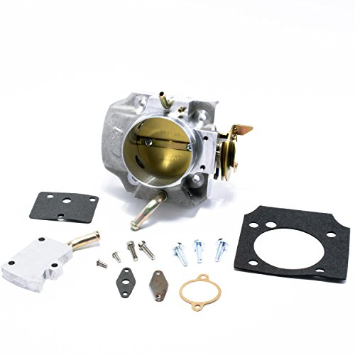BBK 1547 70mm Throttle Body – High Flow Power Plus Series for Honda/Integra 1.5/1.6L