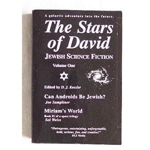 The Stars of David:  Jewish Science Fiction, Vol. 1
