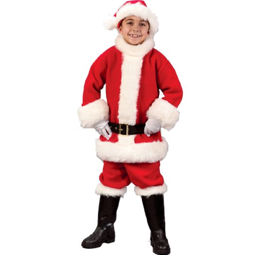Boy's Child Promotional Santa Suit