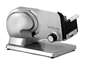 Chefs choice 615 premium electric food slicer manual lawn