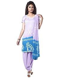 NITARA Women's Cotton Stitched Salwar Suit Sets - B01AJK3F3O