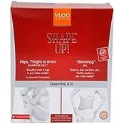 Vlcc Shaping Kit Hips, Thighs & Arms Shaping Gel 100gm + Slimming Oil 100gm