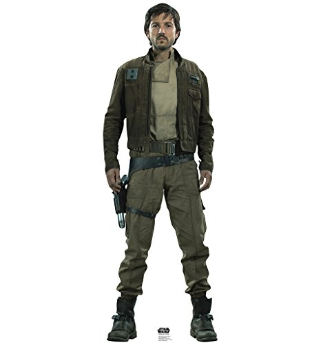 Captain Cassian Andor - Rogue One: A Star Wars Story - Advanced Graphics Life Size Cardboard Standup