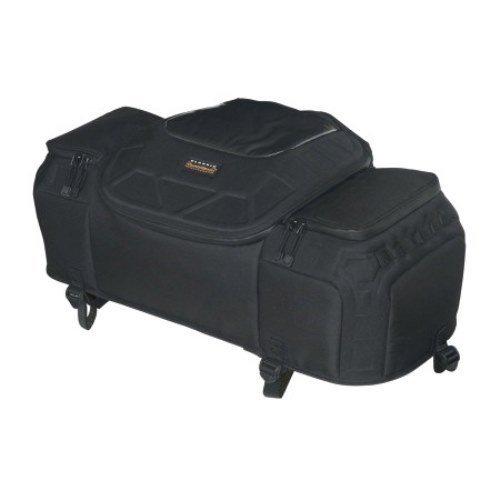 Classic Accessories 15-001-010401-00 QuadGear Black Evolution Front Rack Bag Fits ATV Front Racks