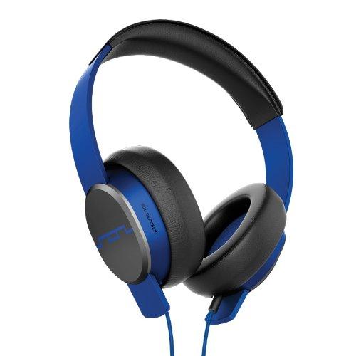 SOL REPUBLIC 1601-36 Master Tracks Over-Ear Headphones - Electro Blue