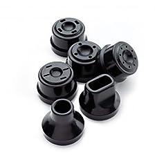 Omega 8006 Juicer Complete Nozzle Set For Pasta Noodles 8003 8004 8005 End Shape