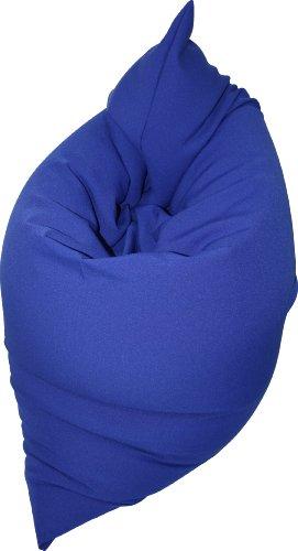 Sitzsack / Tobekissen für Kinder blau