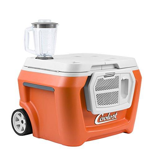Coolest Cooler in Classic Orange (55 qt)