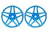Team-Tetsujin #TT/TT-7557 Super Rim Disc Southern Cross Heavy Blue 2pcs