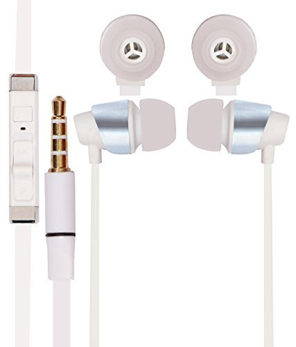 Infocus M812i COMPATIBLE 3.5mm In Ear Bud Stereo Earphones Mini Size HeadSet Headphone Handsfree With Mic Handsfree...