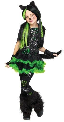 Tween Girl's Kool Kat Costume