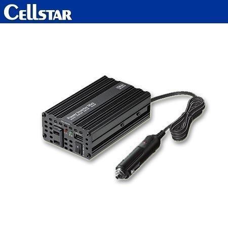 セルスター(CELLSTAR) USB付きパワーインバーターミニ(DC12V専用) HGU-150/12V