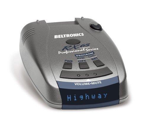 Beltronics RX65-BLUE Professional Series Radar Detector