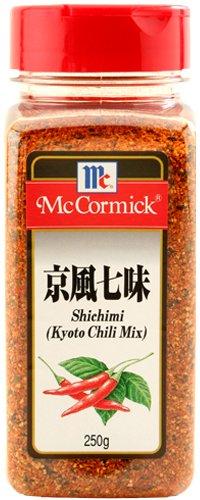 ユウキ MC 京風七味 250g