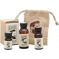Beardo Beard & Hair Fragrance Oil, The Black Velvette 10ml