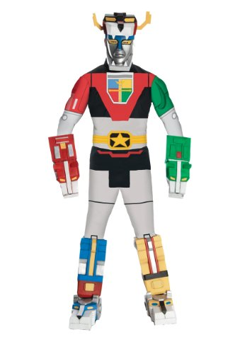 Deluxe Adult Voltron Costume