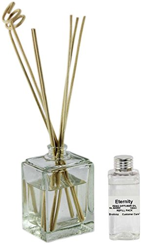 Brahmz Reed Diffuser Set - Eternity RDFR-5