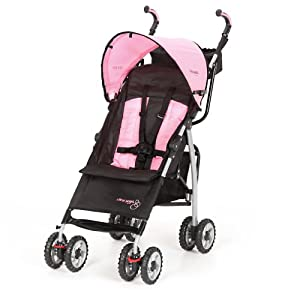 Amazon.com: The First Years Ignite Stroller, Pop of Pink