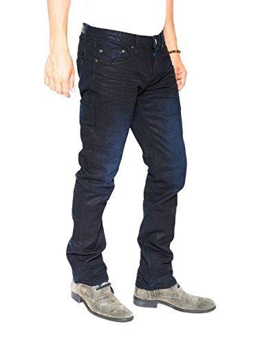 12oz Denim Men's Skinny Jean 33 X 34 Indigo