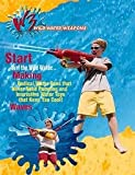 1998 YES! Entertainment Corp., YES! Entertainment W3 Wild Water Weapons Speedloader Double Cross 3000 Plastic Water Toy Gun (Super Soaker Clone)