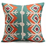 Colorful Bohemian Style Throw Pillow Cases Square Cushion Cover Home Sofa Décor-pattern3