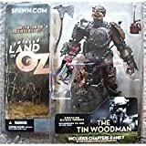 Mc Farlane Toys Twisted Land Of Oz Action Figure Tin Woodsman By Unknown