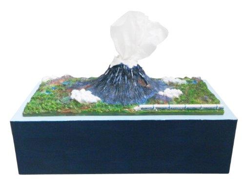 世界遺産ティッシュケース 富士山 RH-391