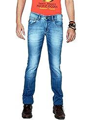 Urban Republic Slim Fit Strechable Jeans For Men - B01A73VFV2