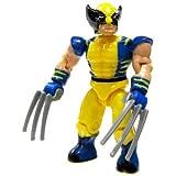 Marvel Mega Bloks LOOSE Series 2 Mini Figure Ultra Rare Wolverine