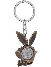 Kairos Designer PlayBoy Watch Key Chain Bronze Clock Keychain (KC-PlayBoy-Watch )