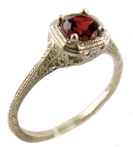 Favorite edwardian engagement rings Grand Sales: Vintage Style Sterling  HJ11